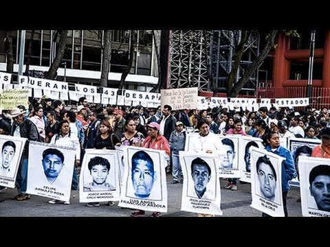 Secret Mexican Government Report on Missing Students Shows Official Coverup