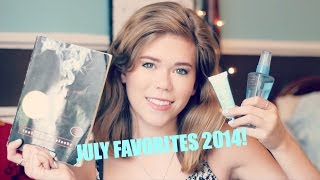 July Favorites 2014! | Makeupkatie95 Thumbnail