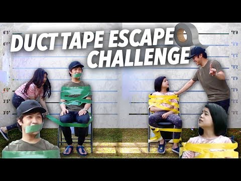 DUCT TAPE ESCAPE