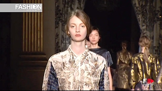 DRIES VAN NOTEN Full Show Autumn Winter 2011 2012 Paris   Fashion Channel
