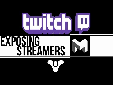 Exposing Twitch: Destiny Streamers CHEATING