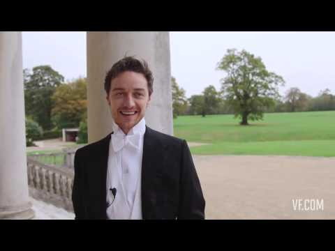 James McAvoy in Vanity Fair | British Invasion | Shooting & Interview