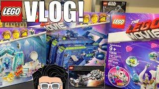 LEGO Movie 2 Summer Sets EARLY, Star Wars Episode 9 Trailer! | MandRproductions LEGO Vlog!