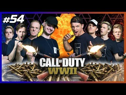 COD WW2 ESTAFETTE met alle Legends | 1V1 | LOGS2 #54