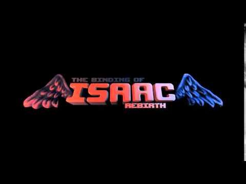 The Binding Of Isaac: Rebirth OST #13 - Duress (Sheol)