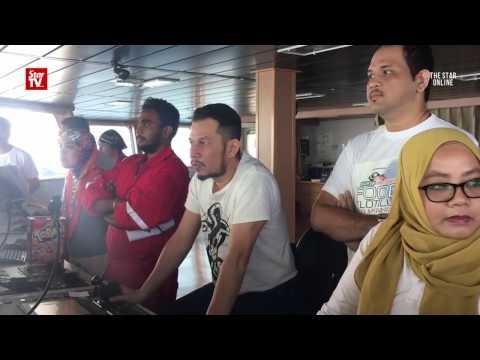 Rohingya aid ship set to anchor in Bangladesh in three days