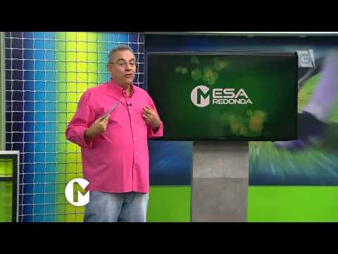 Mesa Redonda - Brasileirão 21ª Rodada: Chapecoense X Corinthians (30/08/15)