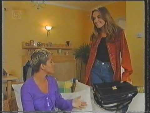 Holly's Lesbian Romance With Suzi From Family Affairs 15