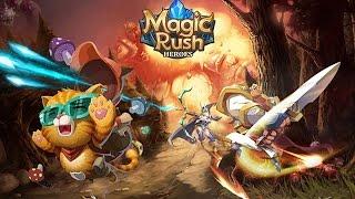Magic Rush: Heroes - #1 (запись стрима)