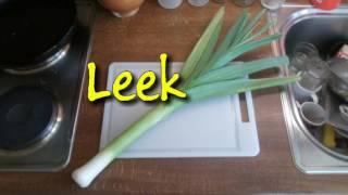 Ham and Leek Pie Recipe