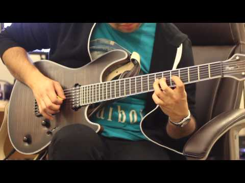 Axe-FX II Presets by Misha Mansoor and I - YouTube