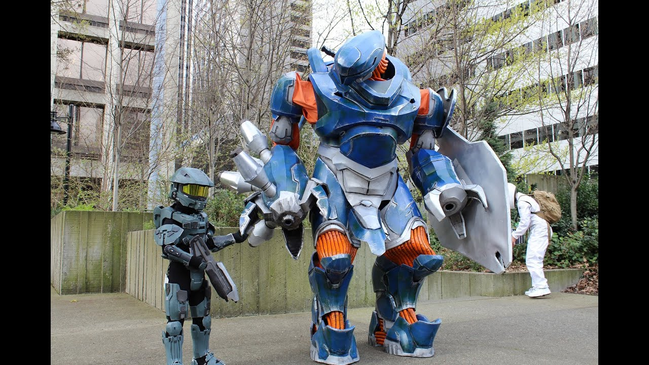 : halo grunt costume  - Germanpascual.Com