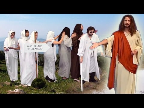 3 Can the Blind Lead the Blind? - Luke 6:39-42