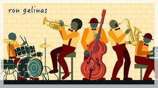 Nu Jazz and Neo Soul Music Mix by Ron Gelinas