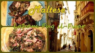 Laħam Fuq Il-fwar (maltese Steamed Beef) - In Maltese And English