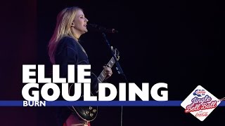Ellie Goulding - 'Burn' (Live At Capital's Jingle Bell Ball 2016)