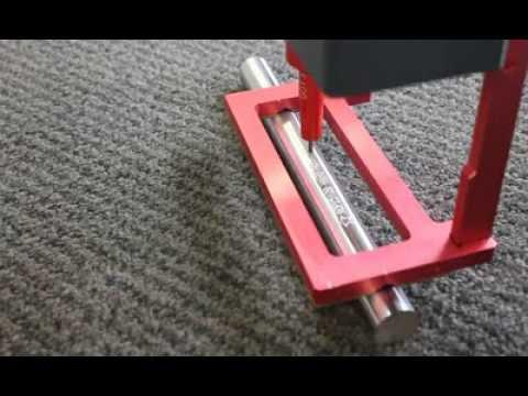 ADP25120 Marking Round Bar - Number Stamping
