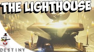 How To Get To The LIGHTHOUSE Social Area - Trials Of Osiris - 9 Wins Flawless