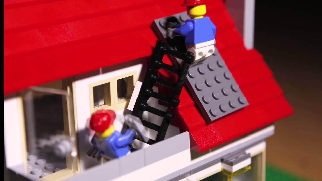 Lego Solar Panels Installation Youtube