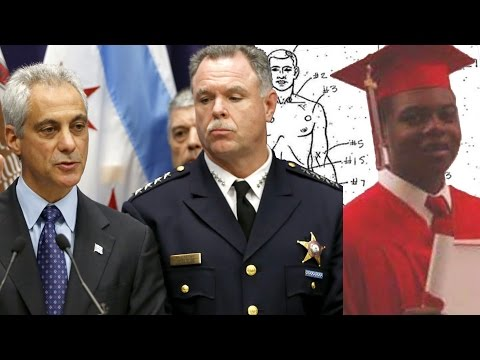 Laquan McDonald, Rahm Emanuel & Silencing A Police Shooting