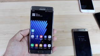 Samsung Galaxy Note 7 Unboxing!