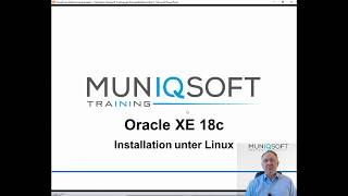 install oracle express linux