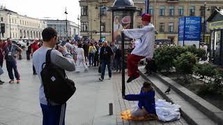 Левитация Санкт Петербург разоблачение