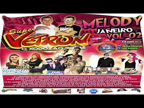 CD DE MELODY 2019 DO SUPER VETRON PRIME VOL.02