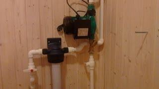 видео Душевая кабина в деревянном доме: устройство и правила монтажа