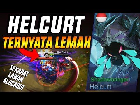 TERNYATA HELCURT ITU HERO LEMAH?! - Mobile Legend Indonesia