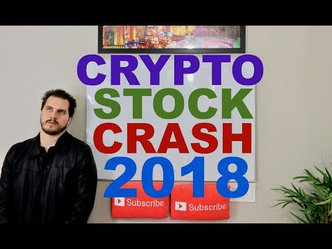 Will Bitcoin Cause a Stock Market Crash in 2018?!