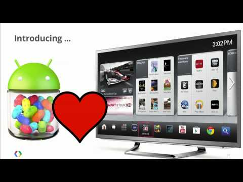Google I/O 2013 - Android: As seen on TV!