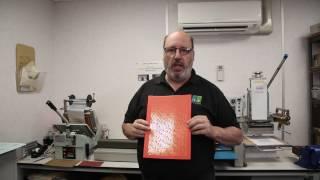 Laser Toner Foil Printing and Sublimation Foil Printing