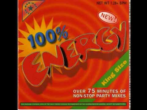 100% Energy - Various Artists