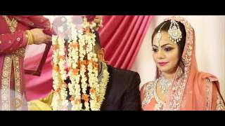Best New Pakistani UK Cinematic Wedding - Zakir & Farah - Royal Bindi