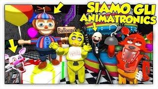 SIAMO DIVENTATI ANIMATRONICS! - Gmod ITA Funny Moments