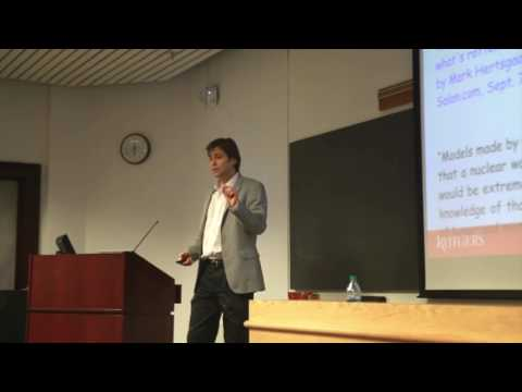 Max Tegmark - What can we do about our nuclear weapons..?