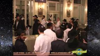 Chabad Wedding at Ohalei Torah Crown Heights, Brooklyn