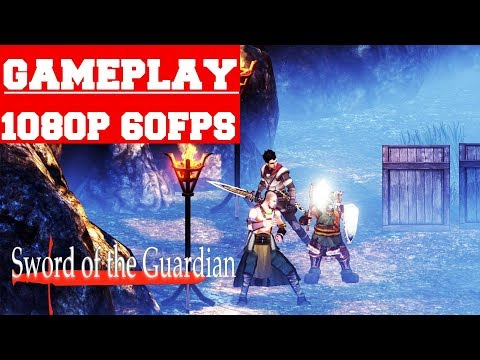 Sword of the Guardian Gameplay (PC)