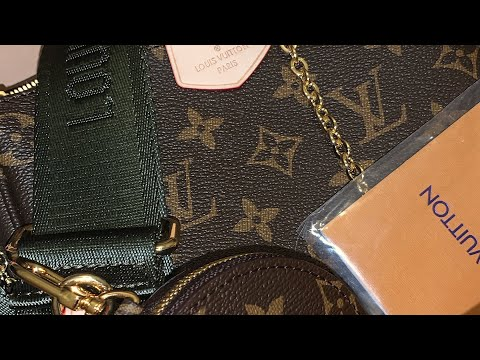 Reviewing the Multipochette accessories