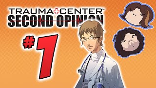 Trauma Center Second Opinion: We Need to Operate! - PART 1 - Game Grumps