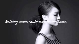 林欣彤 - Little Something (歌詞 lyrics)