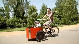 A guide to carrying your child on a bicycle