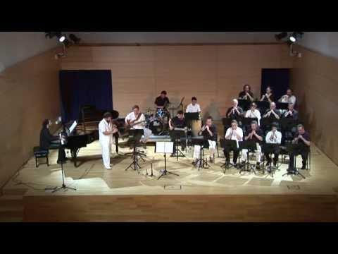 Big Band Grallera a l'Escola de Música Pau Casals