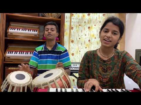 Pachtaoge COVER by Maithili and Rishav Thakur
