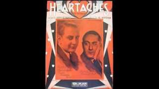 Guy Lombardo - Heartaches (1931)