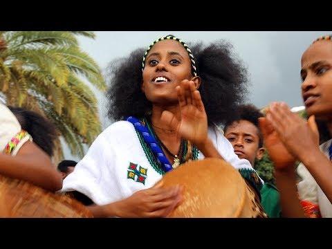 Ashenda: Ethiopia's 'uniquely female' annual festival in Tigray, Amhara regions