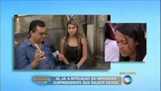 """Reportagem Completa do caso MC Daleste no programa """"Domingo Show"""" Parte 1 (Oficial) 30.03.2014"""