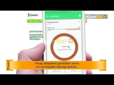 Hiperbet Garanti One ile Para Yatırımı