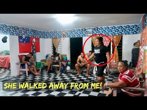 🇼🇸 SAMOA VLOGS 5: I TOLD MY FAMILY IN SAMOA I'M CHEATING ON MY WIFE (PRANK!!!)